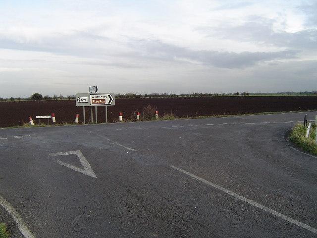 Storey's Bar Road, Peterborough