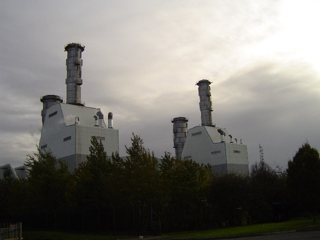 Power Station, Fengate, Peterborough
