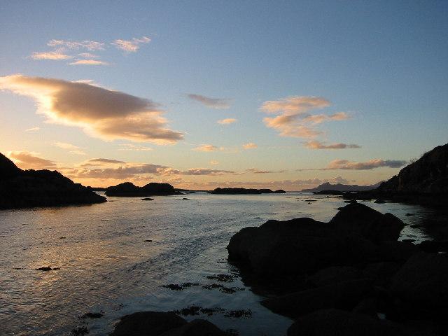 North Channel, Loch Moidart