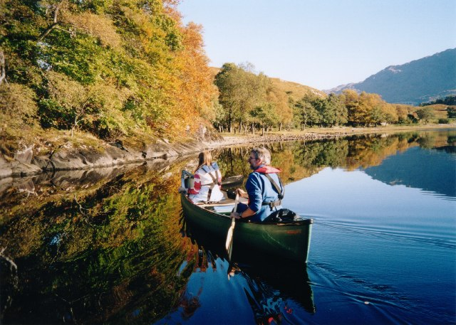 Loch Shiel at Dalelia