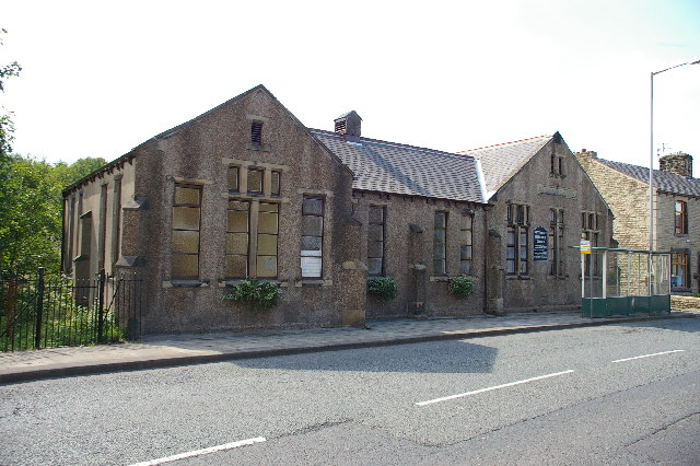 Cottontree Methodist Church
