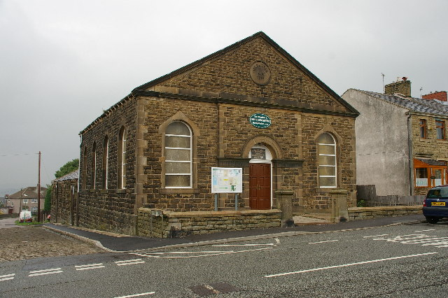 Huncoat Methodist Church