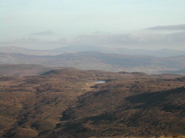 Lochan nan Geadas