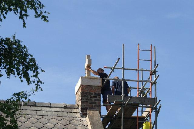 Installing a new landmark