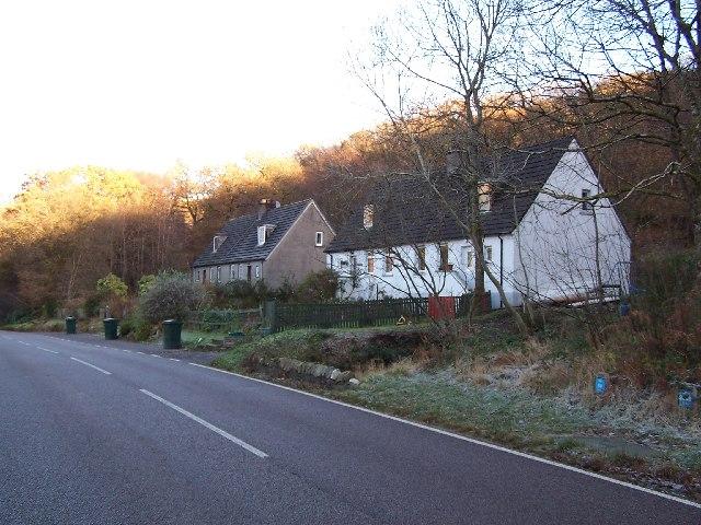 Loch Eck, Allt na Blathaich Houses