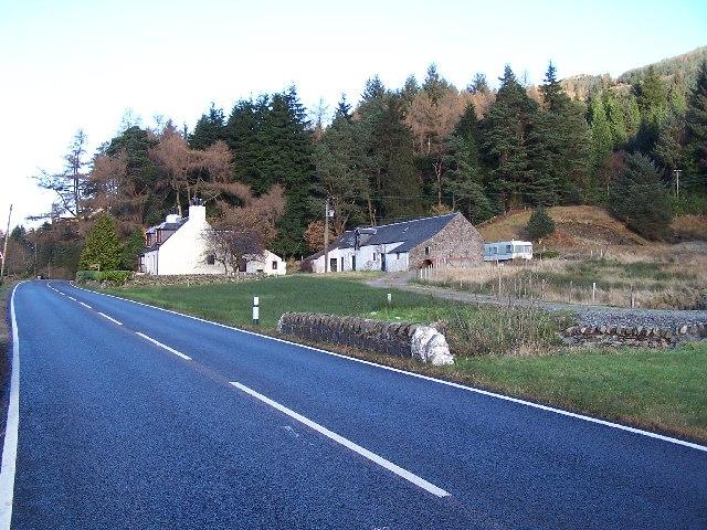 LochEck, Island Farm
