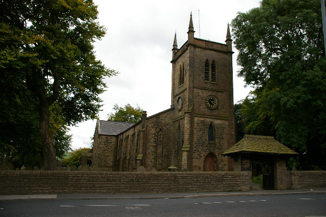 The Parish Church of Immanuel, Oswaldtwistle