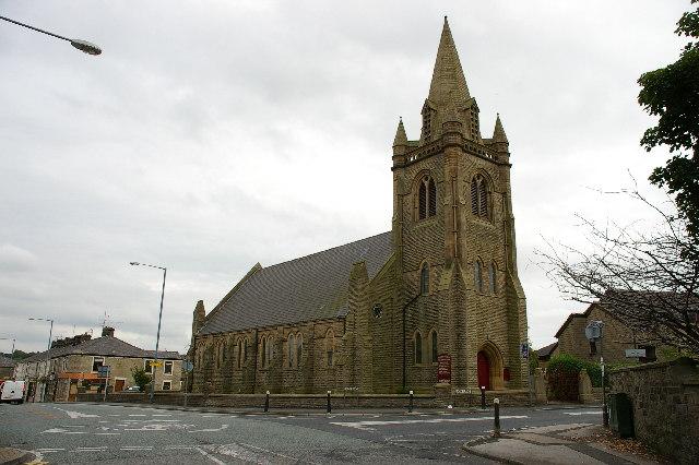 Holy Trinity Church Free Church of England, Oswaldtwistle