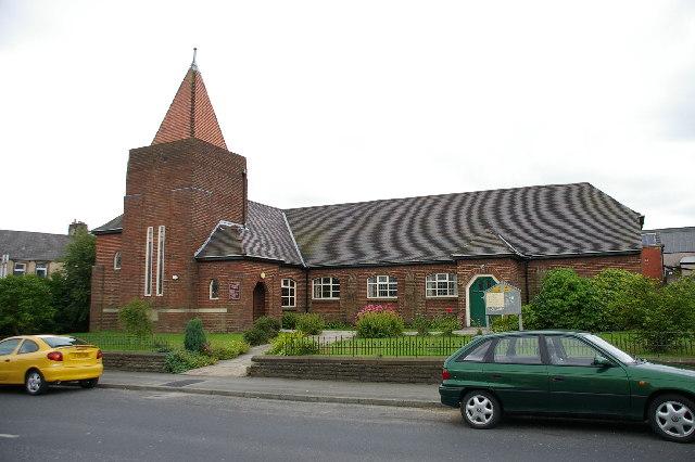 West End Methodist Church, Oswaldtwistle