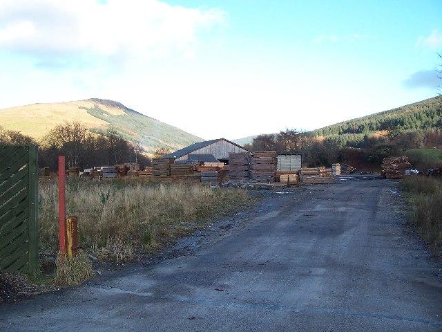 Argyll Sawmills