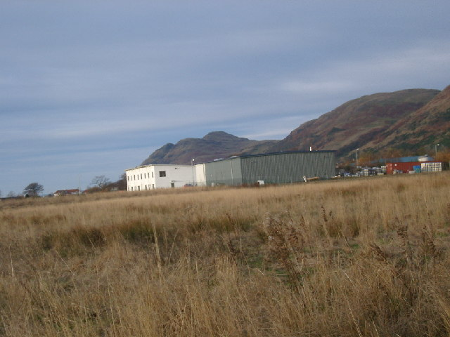 Industrial Estate, Alva