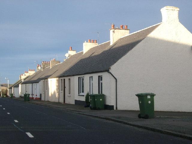 Fishcross, bin day