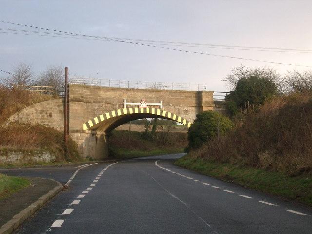 Old Railway Bridge nr Clackmannan