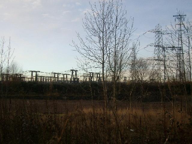 Residue of Kincardine Power Station