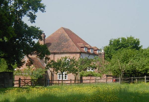 Forsham Farm near Rolvenden