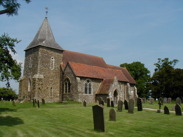 Church of St Peter and St Paul, Peasmarsh
