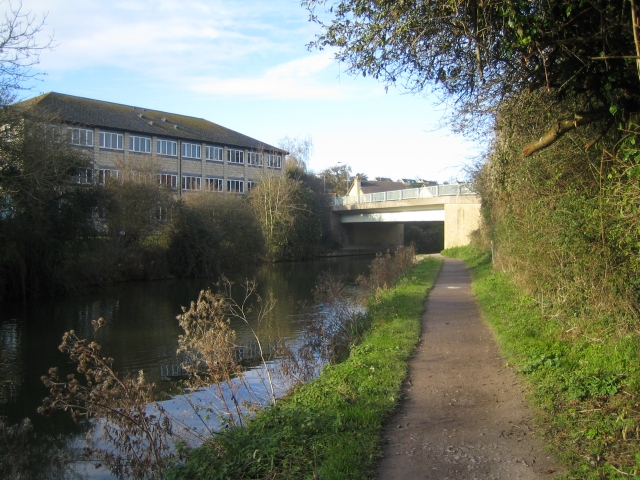 Moulton Drive Road Bridge