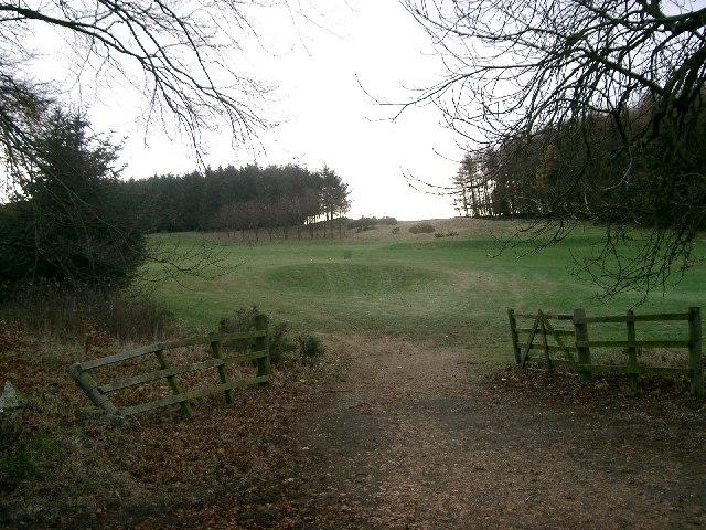 Muckhart  Golf Course