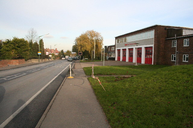Maidstone Fire Station
