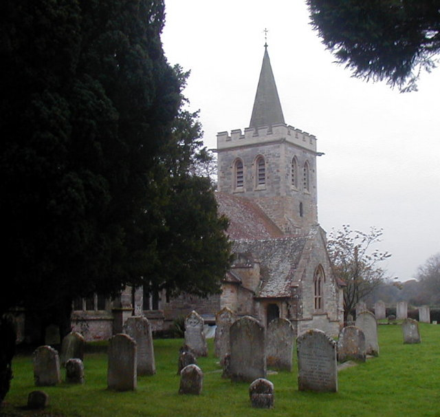 Isfield Church
