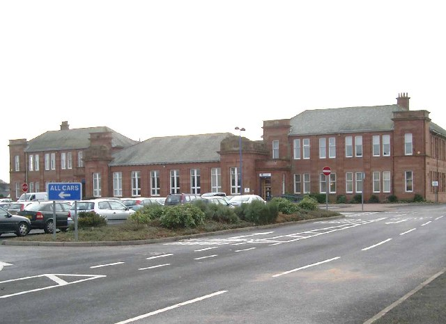 East Ayrshire Council Headquarters