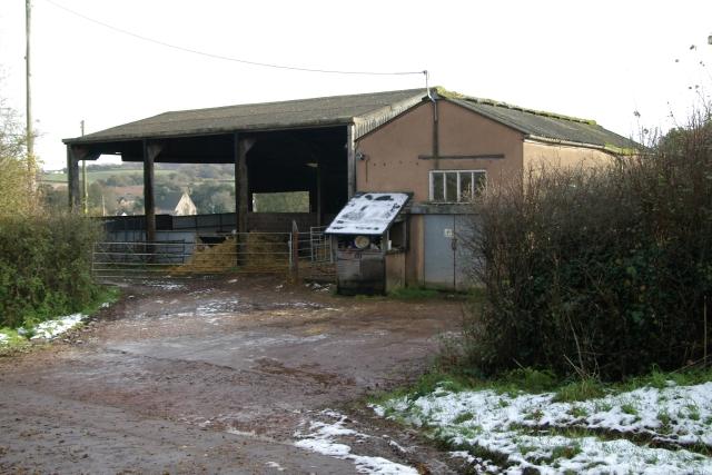 Barn, Downhams Farm, Woodbury Salterton