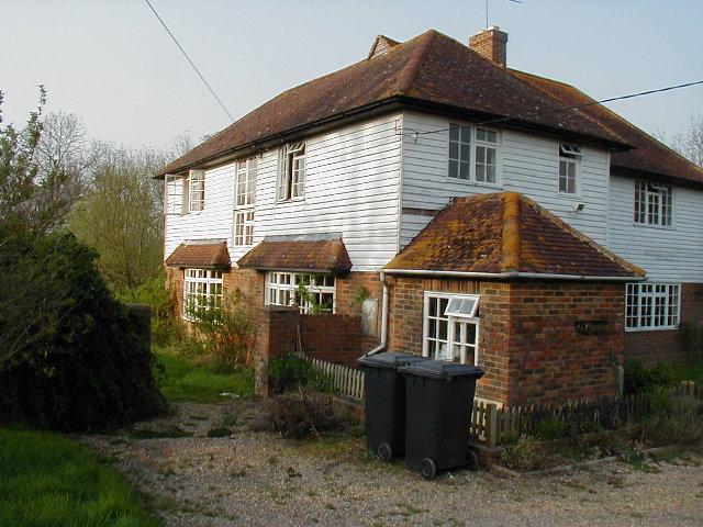 Granny's birthplace - Plashetts