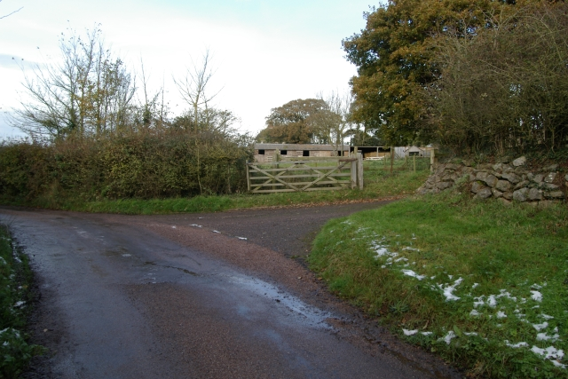 Farm Buildings, Cannonwalls Farm, Woodbury Salterton