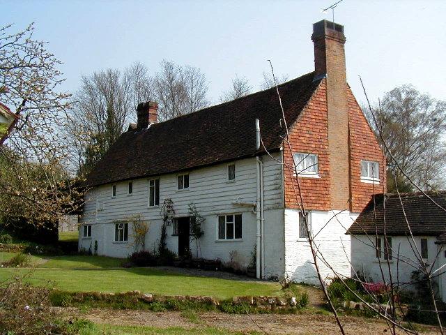 My birthplace - Beals Oak near Wadhurst