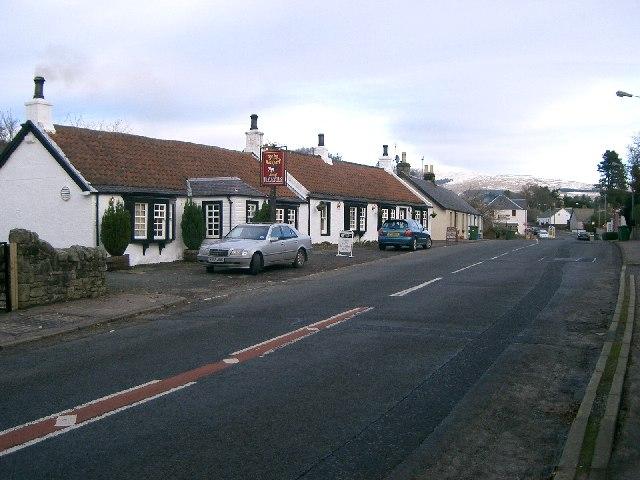 The Inn at Muckhart.