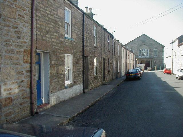 Chapel Street, St Just