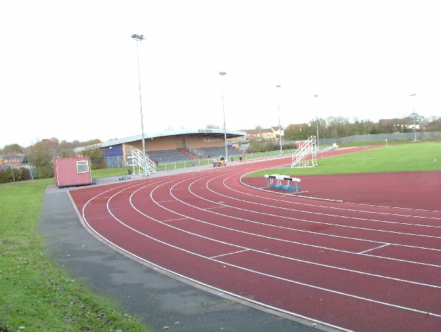 Ridlins Athletics Track