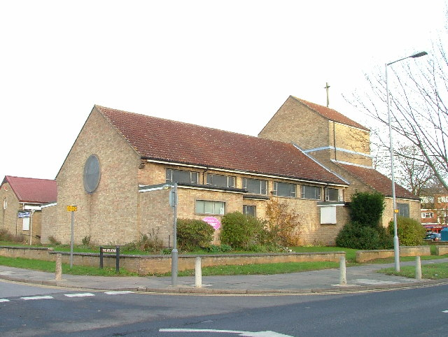 Church of St Peter, Broadwater.