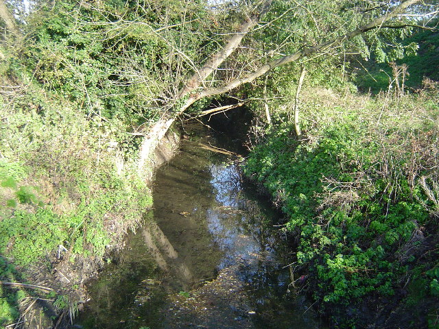 Yeading Brook, Eastcote