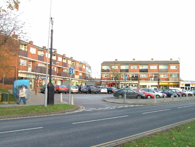 Broadwater Avenue shops