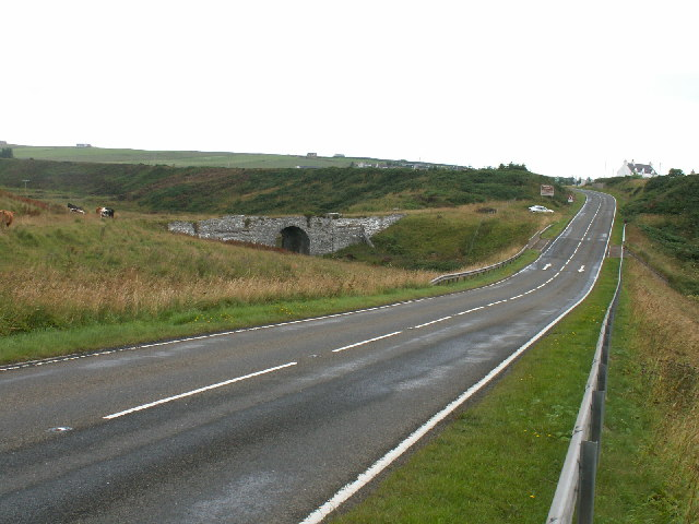 Reisgill Bridge