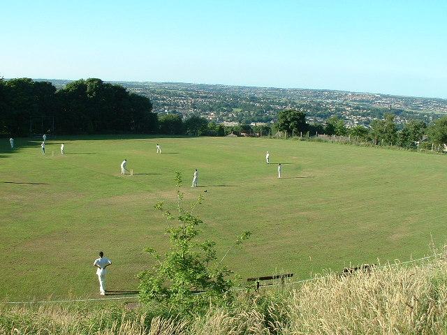 Upper Hopton Cricket Ground