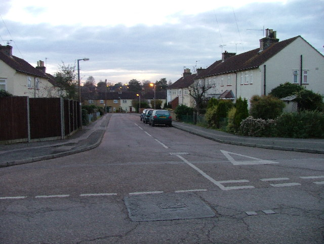 Kendale Rd, Hitchin