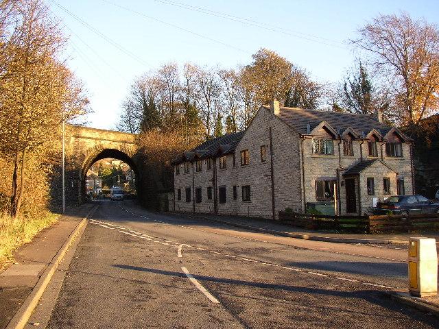 Bridge Street, Berry Brow, Almondbury