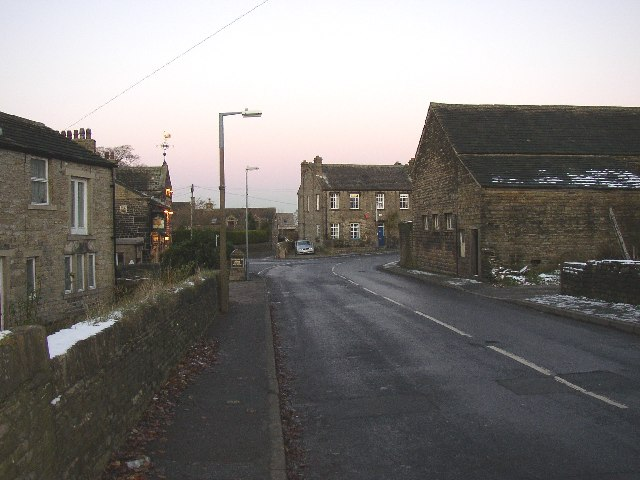 Butts Road, Farnley Tyas