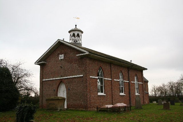 St.Paul's church, Carrington, Lincs.