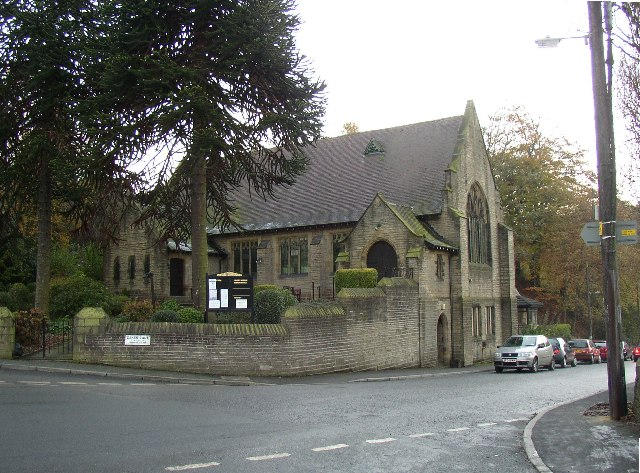 Brockholes Methodist Church