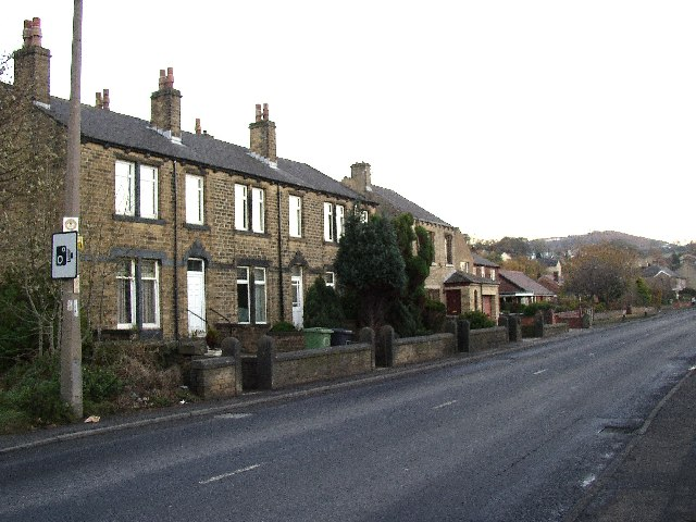 New Mill Road, Honley