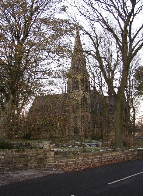 Thurstonland Church