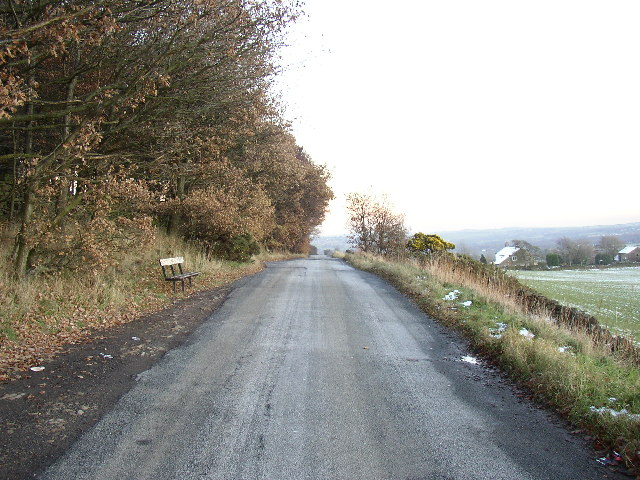 Hall Ings Road, Thurstonland