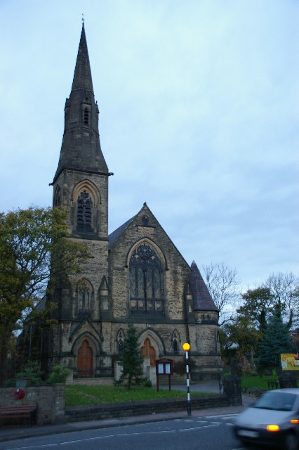 Greenmount United Reformed Church
