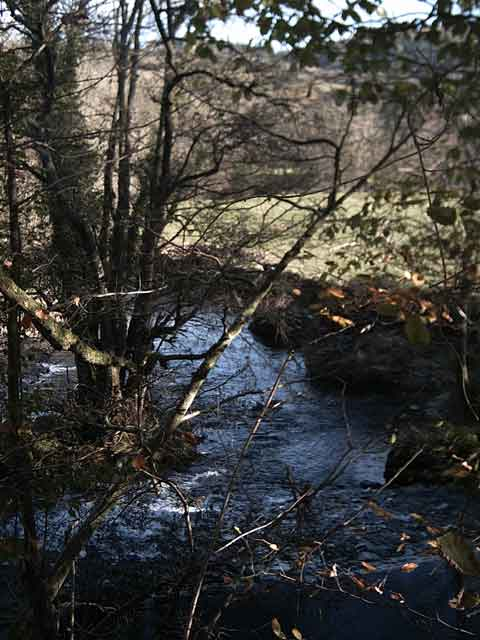 Washfield Weir