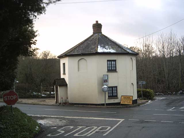 Toll House, Exebridge