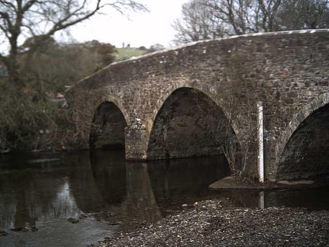 Exe Bridge, Exebridge