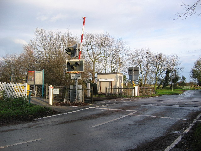Arram Level Crossing